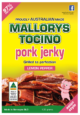 Lemon pepper pork jerky by www.mallorytocino.com.au