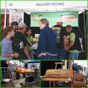 2017 Bbq Festival for Mallorys Jerky