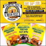 Beerfest 2018 Eatons Hills Hotel with Mallorys Tocino