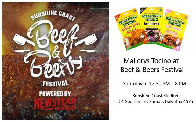 Sunshine Coast Beef and Beer Festival