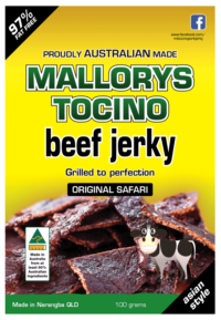 Original Safari Jerky 100g