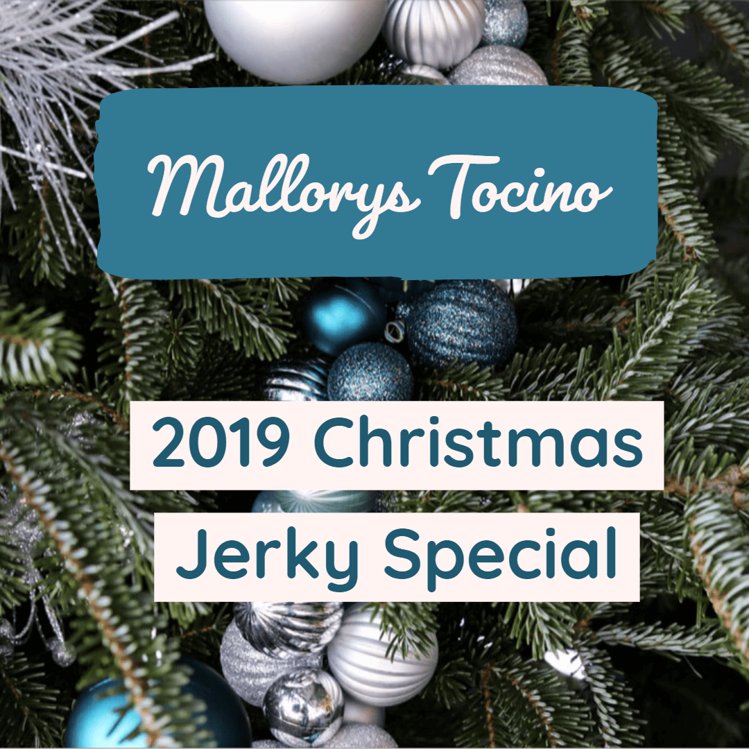 Christmas 2019 Jerky Special by Mallorys Tocino Jerky